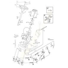 Stiga Spare Parts for Stiga Park 540 DPX 2F6236281 2016 model