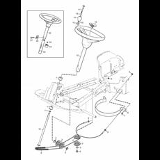 Stiga Spare Parts for Villa 520 HST 2014 (13-5721-71) 2014