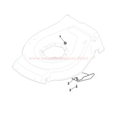 Belt Cover spare parts
