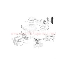 Mountfield Spare Parts for 1530H (2T2120483) 2016 model