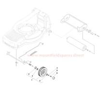 Wheel and Hub Cap spare parts