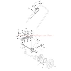 Rear Drive 4-Speed spare parts