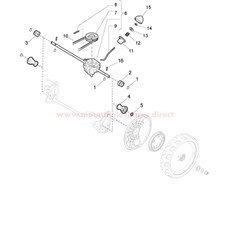 Gearbox and Drive spare parts