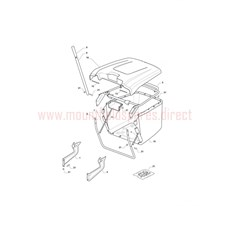 Mountfield Spare Parts for 1530M (2T2020483) 2016 model