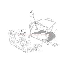Mountfield Spare Parts for 2248H (2T1310283) 2014 model