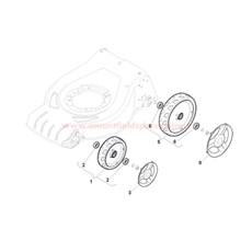Wheels & Caps spare parts