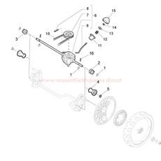 Transmission, Belt spare parts