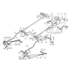 Mountfield Spare Parts for 1440H (299931333/MOU) 2004 model