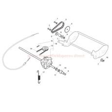 Transmission and Belt spare parts