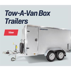 Tow-A-Van Box Trailers