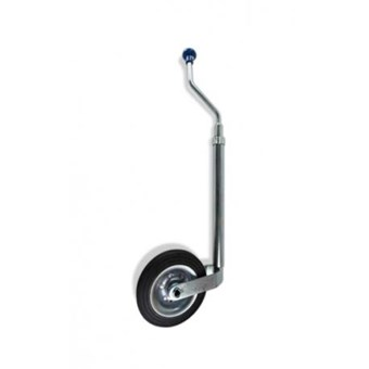 34mm Jockey Wheel with Solid Rubber Wheel No JW002
