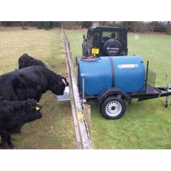Fast Tow Animal Drinking Trailer FTADT
