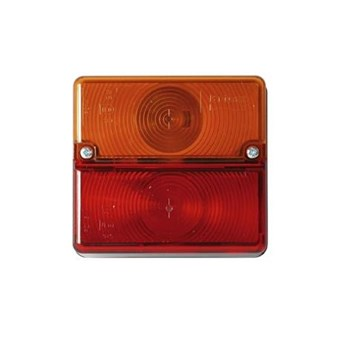 Square Rear Standard Light No EL002