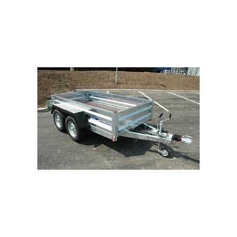 Indespension 8 x 4 Goods Trailer ( 2600kg ) GT26084