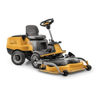 Experience E-PARK 220 Battery-Powered Mower with 95cm EL Combi QF Cutting Deck