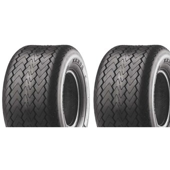 Two Tyres Kenda 18x8.50-8 73A4 (4PR) K389 Hole-N-1 No 128443-2