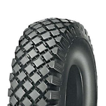 3.00-4 (4PR) Block Tread Tube and Tyre set No 333038