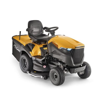 Estate Pro 9122 XWSY 122cm Cutting Width 4 Wheel Drive Lawn Tractor