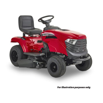 Freedom 38e-SD Battery Operated 98cm Side Discharge/Mulching Tractor 2T0660483/M21