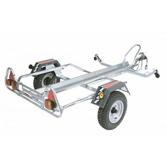 Single Railed Motorcycle Trailer No PM310/1R