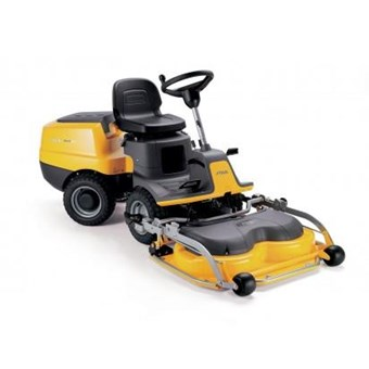 Park 220 2WD Mower with a 95cm Combi EL QF Cutter Deck