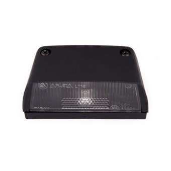 Plastic Surface Mounted Number Plate Light No EL025
