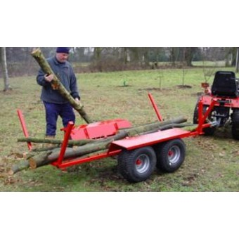Timber Hauler Trailer THT