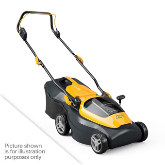 Stiga Essential Collector 136 AE Kit Cordless Lawnmower