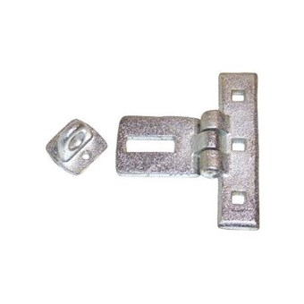 Cast Hasp and Staple No BB066