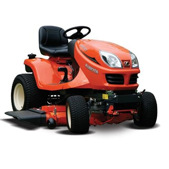 Kubota GR2120S 21hp Diesel Ride on Mower with 48