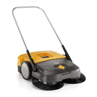 SWP 475 Hand Propelled Outdoor Sweeper