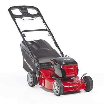 S42PD Li 41 cm 1500W 4 Wheel Battery Self Propelled Lawn Mower