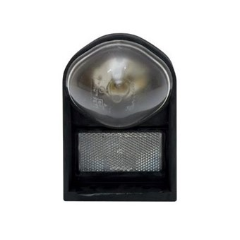 Rubber Front Marker Light White