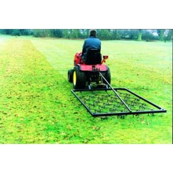 Mounted 3 Point Linkage chain harrow 8MCH