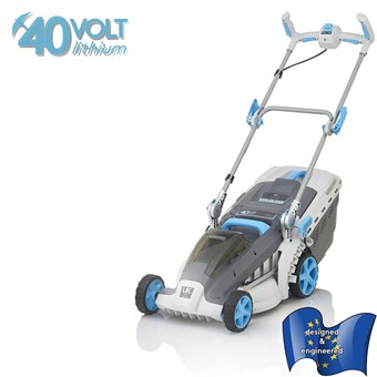Swift 40V EB137C Wide + Mower No Battery