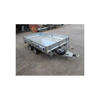 Indespension 14' x 6' Twin Axle Flatbed Trailer (3500kgs) FTL35146