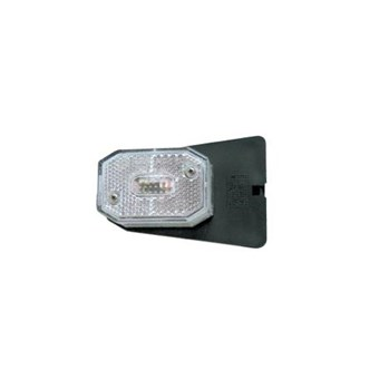 Front Marker Lamp with Flexipoint Bracket No EL314