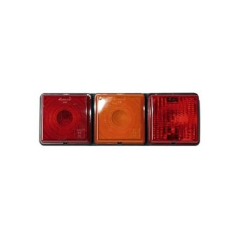 Standard Rear Cluster Light No EL012