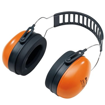 Stihl CONCEPT 28 ear protectors Robust metal frame