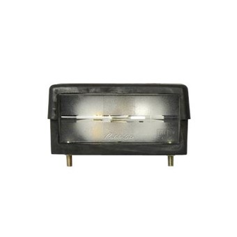 Plastic Surface Mounted Number Plate Light No EL026