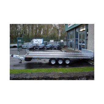 Indespension 16' x 7' TiltDeck Trailer (3500kgs TRI-AXLE) TD35167T