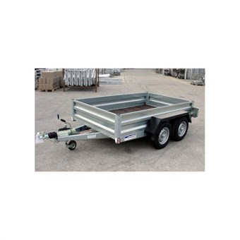 Braked 8' x 5' Twin Axled Trailer No GT26085