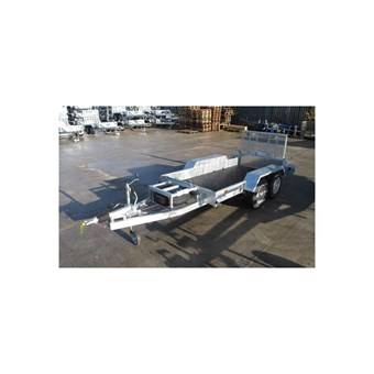 Indespension 9' x 5' LOw Loader Plant Trailer (2700kgs) PL27095