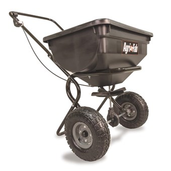 Agri-Fab 85lb Push Broadcast Spreader 45-0388A