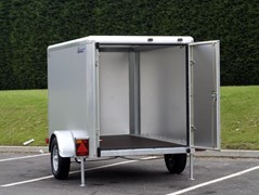 Indespension Box Van TAV1 6x4 For Hire