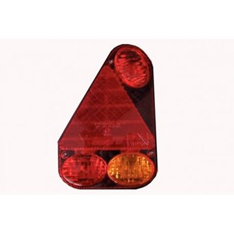 Nearside Rectangular Rounded Vertical Plug in Rear Light Cluster No EL311
