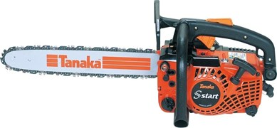 Tanaka TCS 3301S Top Handle Petrol Chainsaw 12