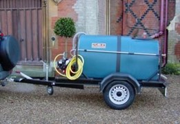 Petrol Towed Water Unit HBU900(P)