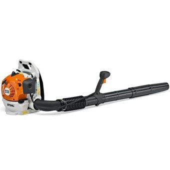 Stihl BR 200 Compact low weight backpack blower.