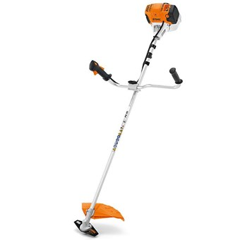 Stihl FS 111 Robust 1,05kW-brushcutter with 4-MIX®-engine and bike handle